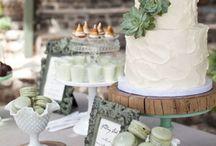 Wedding Dessert Table / by Robin Budd