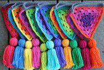 Crochet bunting ideas