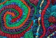Crochet...freeform