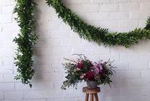 f l o r a l / Floral arrangements, bouquets etc.