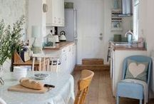 Home Inspiration: Dining / Dining room mood board