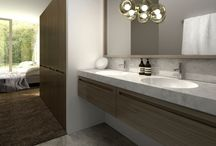 VDP Bathroom / by Emily Webster | The Style Workshop