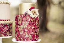 Autumn Wedding Cakes / Beautiful Autumnal wedding cakes to inspire your wedding this Autumn...