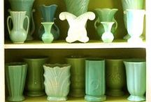 McCoy / McCoy and other pottery