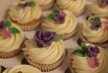 Our Cupcakes... / Here's a selection of the delicious cupcakes made to order by Bath Cake Company.