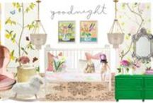 Baby Girl Nursery / A sweet nursery for our darling daughter to be born in September 2015.   / by Lisa Locklin