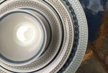 Ceramics porcelain stoneware