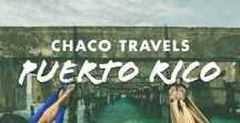 Chaco Travels: Puerto Rico / We travel far and wide – across white sands and dense rainforest, through storied ruins and city streets. Discover our Puerto Rico inspiration below and at chacos.com/wanderlust.
