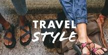 Travel Style / Give in to your wanderlust. Explore the world, adventure awaits. Scroll below for our favorite products, travel tips, and inspiration. Discover more at Chacos.com
