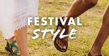 Festival Style /  Whether you're re-living outdoor music festival season or journeying to your favorite festival, check out our board for #festival #style inspiration. Discover more at Chacos.com