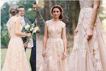 Wedding Dress Inspiration / The perfect spot for browsing wedding dress styles to inspire your special day...