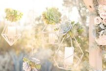Spring Wedding Inspiration / Wedding inspiration to help you create your gorgeous Spring wedding...