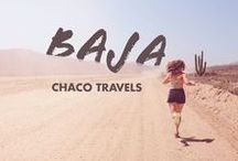 Chaco Travels: Baja Mexico / At Chaco we are passionate about adventure, community, and the outdoors. We like to indulge in our passions so we took a roadtrip to the Baja California Peninsula. Baja is a place full of kind strangers, delicious tacos, and refreshing waters. Scroll below to join us on our journey with photographer, Ali Vagnini. We can't wait for you to indulge in this adventure with us!  Visit Chacos.com/baja for more.