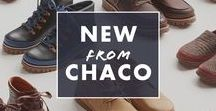 New from Chaco / Discover new releases, limited-edition products, and style inspiration here. Featuring premium leather, vibrant webbing, and waterproof technology. Visit Chacos.com for more.