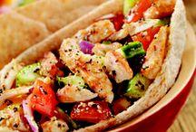 Recipes: Sandwhiches & Wraps