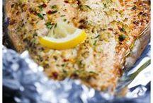 Recipes: Salmon