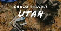 Chaco Travels: Utah / Scroll through to explore the latest Chaco spring styles and tap your inner rafting guide on Utah's Green River. Find more at Chacos.com