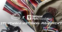Chaco x NPF: Stonewall National Monument / Featuring designs inspired by the birthplace of the modern LGBTQ movement. Celebrate the diverse fabric of America's national parks and those that made it possible.