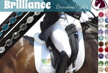 Brilliance Gala - Horse Browbands