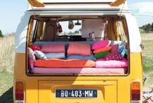 Camper/bus inspiratie