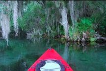 Florida Kayaker / Great kayaking locations in Florida. Find great trips and more at http://floridakayaker.com.