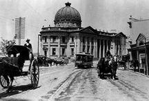 Brisbane Historical / Brisbane Australia, Historical Buildings