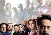 Avengers / by Liz Alvarez