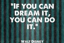 Inspiration quotes / what inspire us!