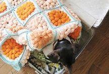 Crochet (Mantas) / by Dulce Trigo