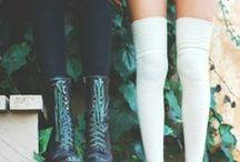knee socks...& stuff