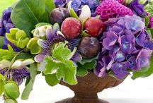 Fruit Decor and Centerpieces / by Claudia