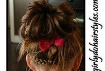 Hair!! / Fun hairdos!