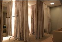 | Retail concepts - fitting rooms / by Marek Pabich