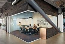 Offices inspiration / Ideas and inspiration for new offices at Port#58...