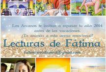 Lecturas de Fátima - Tarot para el Autoconocimiento - / https://www.facebook.com/LECTURASdeFATIMA