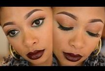 Makeup Tutorials (YouTube Videos) / Video tutorials for makeup applications of different styles!