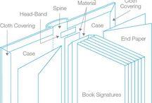 Bok / Bokbindningstekniker :: anvisningar och exempel