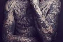 #Tattoo / Il tatuaggio, la forma d'arte più bella che ci sia!