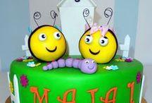 Tortoffnia Cakes / my cakes