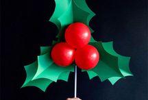 Manualidades para Navidad / Adornos para decorar tu casa
