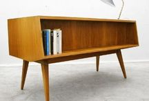 Vintage danish furniture