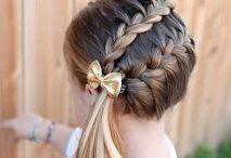 Peinados / Peinados para niñas y mamás