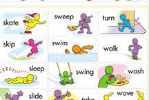 Inglés para niños / Para crecer jugando con el idioma!