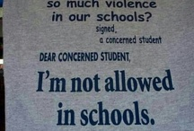 Schools Without God Fall Apart! / School shootings everywhere. The faces of the future (our children)are being destroyed. Let's put God back where He belongs. Take a stand with me by kneeling in prayer,pinning scriptures & sharing our faith all over the world. These are not just some random boards. We are asking God to step in from beginning to end. Not just in our homes,but in the schools with our little miracles where He belongs. Together we stand,divided we fall. The definition of social networking to me is doing God's will.