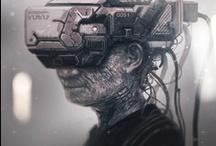 Cyberpunk NPCs