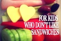 School Lunch Ideas / by Gaby Rodriguez