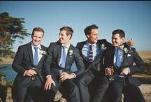 O.H Wedding - Hamish Turner / Oscar Hunt Tailors - Hamish Turner's Wedding.  www.oscarhunt.com.au