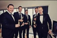 O.H Wedding - Richard O'Brien / Oscar Hunt Tailors - Richard O'Brien Wedding. www.oscarhunt.com.au