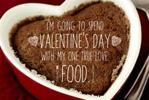 Be My Valentine - Food / Some lovely food and drink tips, treats and recipes to help you make Valentine's Day look and taste absolutely great.