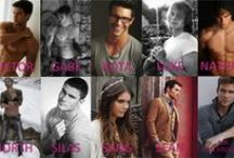 TUABFC's Dream Cast / Because imagining your favorite characters is not enough!